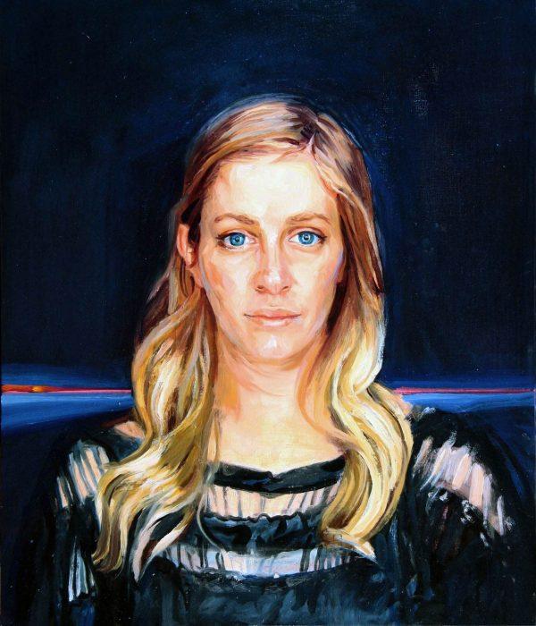 KIR 24 x 20 in oil canvas 2015